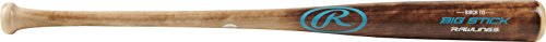 Rawlings I13RBF Big Stick Birch Wood Baseball Bat, 33