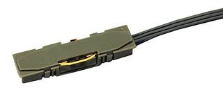 (TOMIX N gauge sensor for 5566 TCS slab rail)