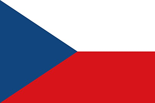 magFlags Large Flag Former Czechoslovakia | landscape flag | 1.35m² | 14.5sqft | 90x150cm | 3x5ft -- 100% Made in Germany -- long lasting outdoor flag