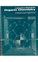 Laboratory Manual for Organic Chemistry: A Microscale Approach
