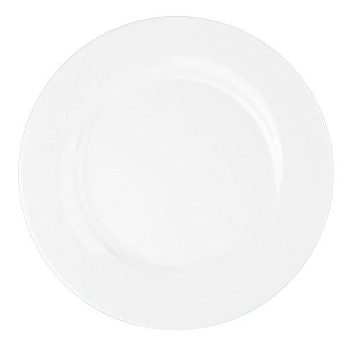 BIA Cordon Bleu, Inc. 8'' Rim Salad Plate 8' Salad Plate