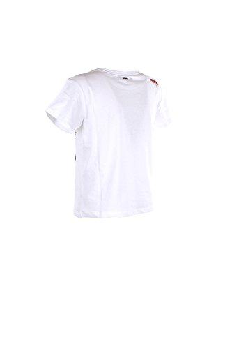 dd4abbc0cb8c5 Estate 2018 Iw18s63tg Bianco T-shirt Primavera Imperfect Donna clamm ...