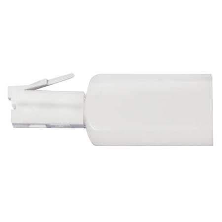 Telephone Cord Untangler, White Pack of 5