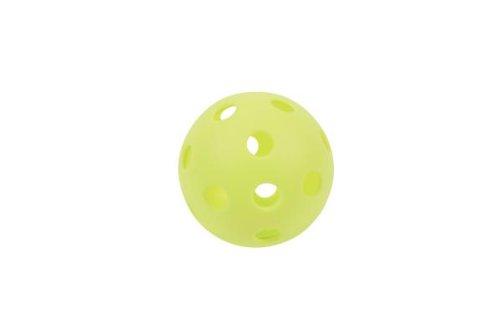 HUDORA Streethockeyball, 6 Stück, gelb, 76161