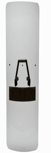 Hatch Peacekeeper II Shield with Ambidextrous Handle, Cus...