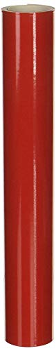 (Oracal 651 Glossy Permanent Vinyl 12 Inch x 6 Feet - Red)