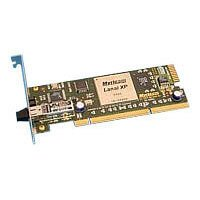 HP 257894-006 M3F-PCIXD-2 Fiber Network Adapter, PCI-X, 1 x LC