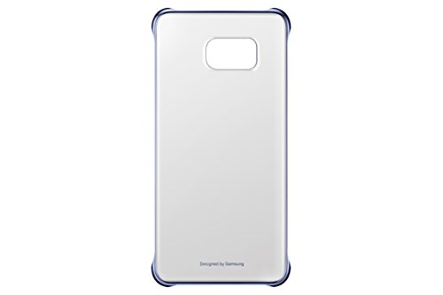 Samsung Galaxy S6 edge+ Case Clear Protective Cover - Black Sapphire