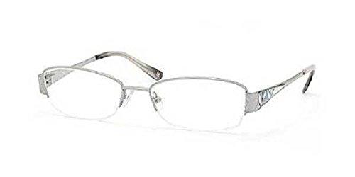 LIZ CLAIBORNE Eyeglasses 319 06LB Ruthenium ()