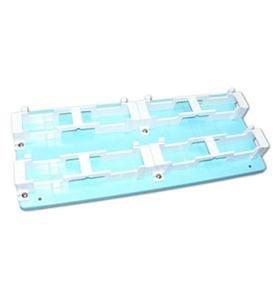 SUTTLE 1 A183A1 Sutttle Backboard - 4 Block - Blue - Suttle Backboard