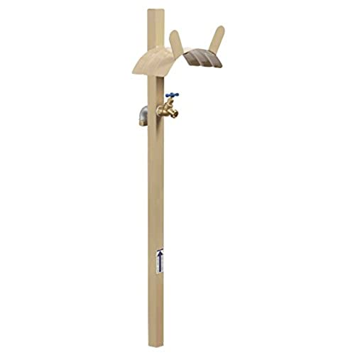 Liberty Garden Products 693 Free Standing Garden Hose Stand With Brass Faucet Holds 150-Feet of 5/8-Inch Hose - Tan  sc 1 st  Amazon.com & Hose Bib Extender: Amazon.com