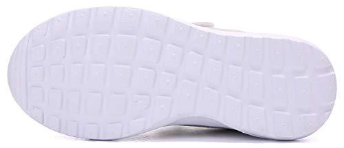 Pictures of Boy's Girl's Lightweight Walking Sneakers Gray1 4.5 M US Big Kid 3