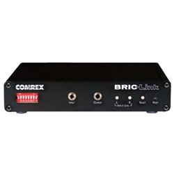Comrex Bric Link Stereo - Realtime Internet Broadcast IP Codec (Mpeg4 Compression)