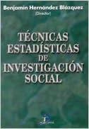 Book TECNICAS ESTADISTICAS DE INVESTIGACION SOCIAL
