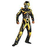 (Transformers Age of Extinction Bumblebee Childs Dress-Up Costume - Size M)