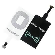 ✅$$ --HOT DEAL -- 2 PACK Of Original Premium Quality Universal QI Wireless Charging Receivers 1 X Iphone 5/5S/5C/6S/6 Plus/7/7Plus, 1X Receiver For Android Phones