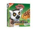 EnviroKidz Organic Lemur Peanut Choco Drizzle Crispy Rice Bar, 6 Bars per Box, Pack of 6 Boxes (Total 36 Bars)