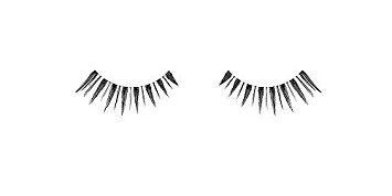 Ardell Fashion (Ardell Fashion Lashes Pair - 102 Demi, Black (8-Pack))
