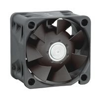 420J Series 40 mm 28 mm 12 V 22.4 cu.ft//Min 54 DBA Axial Fan DC