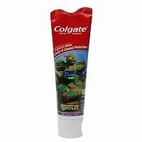Colgate Kids Teenage Mutant Ninja Turtles Toothpaste, Bubble Fruit 4.6 oz