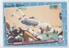 Houston Oilers Team (Football Card) 1986 Fleer Live Action Football - [Base] #28 28 Houston Oilers