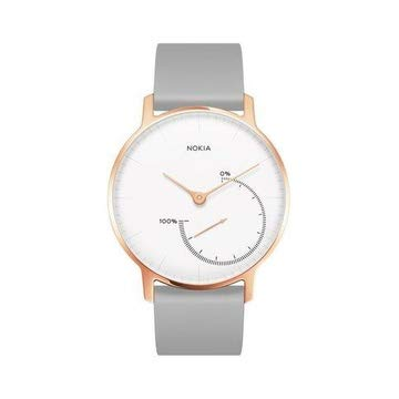 View Limited Edition - Nokia health 3700546704130 Nokia Steel Limited Edition - Activity & Sleep Watch, Rose Gold