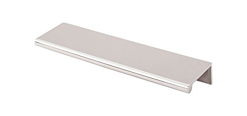 Top Knobs TK503PN Mercer Collection 6'' Europa Tab Pull, Polished Nickel by Top Knobs