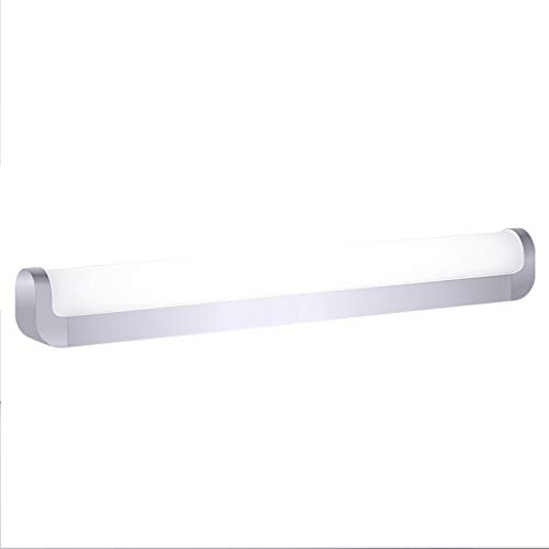 Vanity 550 Cabinet - LIGHT Vanity Mirror Mirror Front LED Bathroom Waterproof Anti-Fog Bathroom Wall Lamp Decorative Simple Modern Lighting [Energy Class A+] (Size : 550mm)