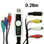 USB2.0 HD Audio Video Grabber Capture Adapter