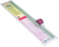 Sew Easy Quilt & Sew Ruler/Rotary Cutter For Quilting/Patchwork by Sew Easy