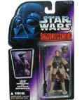 Star Wars Shadows Of The Empire (Princess) Leia In Boushh Disguise Action Figure 3.75 Inches
