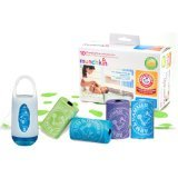 Munchkin Arm and Hammer Disposable Changing Pad - 10 Pack WI