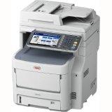 Oki Data MC770 Workgroup Color MFP Print, Copy, Scan, Fax Duplex Network RADF, (35/37ppm) 120V (E/F/P/S)