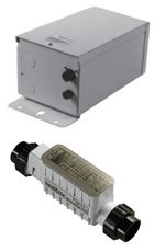 (Pentair IntelliChlor Power Center and IC40 Cell (520555 and 520556))