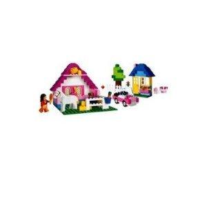 LEGO Pink Brick Box Large (5560) (Lego Starter Box compare prices)