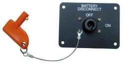 Batterieschalter / Schlüsselschalter Bootskiste