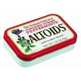 ALTOIDS Curiously Strong Mints 50 g tin (Pack of 12)
