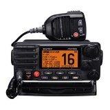 standard-std-gx2000-b-25-watt-fixed-mount-matrix-vhf-radio-with-ais-display-and-loudhailer-black