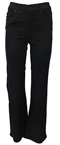 Noir Mod pour Haute SEVEN7 RAFFAELLA dlphant Jeans Miranda DARKBLK Les Taille Pattes Femmes 29 qzggfFxwI