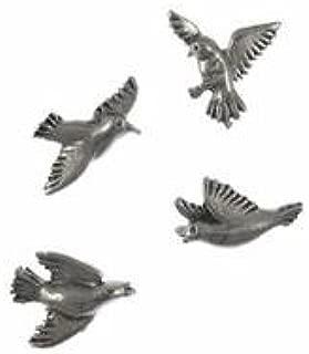 product image for Jim Clift Design Birds Pushpins
