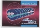Warp Drive Nacelles (Trading Card) 1992 Impel Star Trek The Next Generation - [Base] #104 -  Impel Marketing, Inc.