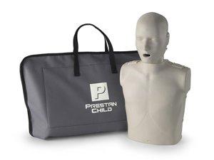 Prestan Child CPR-AED Training Manikin without CPR Monitor Medium Skin