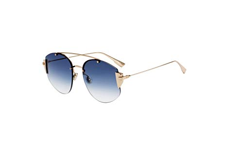 Authentic Christian Dior Stronger 0000/NE Rose Gold Sunglasses