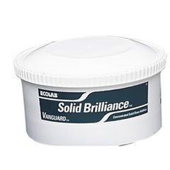Solid Brilliance Dish Detergent 2.5Lb - Item Number 00025395CS by Ecolab / Huntington
