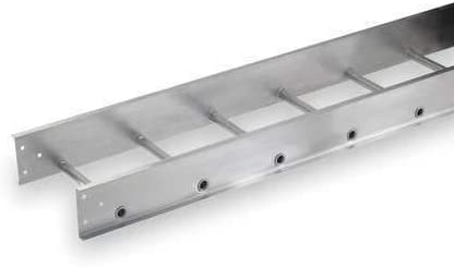 1 Pc of 1B48-12Sl-12-09 Ladder Tray,12 Ft L X 12 In W,75 Lb Cap