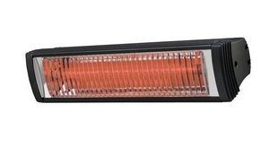 Solaira Infrared Heater, 2.0 Kw, 208-240v, Black