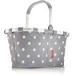 Carry Bag - Reisenthel Germany Collapsible Bag or Market Basket, PolkaDot