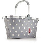 Carry Bag - Reisenthel Germany Collapsible Bag or Market Basket, PolkaDot