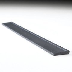 """Repl. Squeegee Blade, 7""""L, Rubber, PK6"""