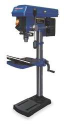 Westward 1KEN4 Bench Drill Press, 12 In, 1/3 HP, 115V, 6A by WestWard Tools